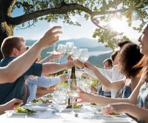 Kulinarische Erlebnisse bietet die Region rund um den Millstätter See. - Foto: Archiv_MTG_2014 Kärnten Werbung/