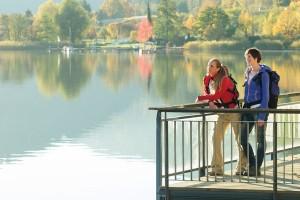 Herbststimmung in der Region Villach. - Foto: Adrian Hipp/Region Villach