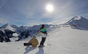 Das Ski Juwel Alpbachtal Wildschönau, hier am Gmahkopf, hat jede Menge zu bieten. – Foto: S. Gruber