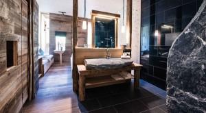 """Die Badezimmer sind geräumig und mit Felsenduschen ausgestattet. - Foto: """"mama thresl"""""""