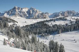 Bei diesem Blick gehen nicht nur die Herzen der Skifahrer auf.