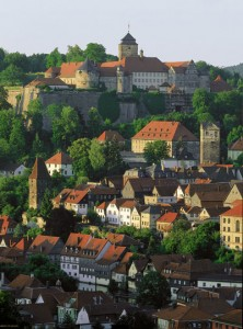 Kronach steht im Jahr 2015 ganz im Zeichen von Lucas Cranach dem Jüngeren. – Foto: Frankenwald Tourismus