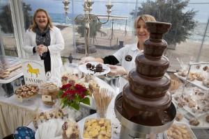 Da lacht das Herz, beim Schokoladenfestival in Opatija am ersten Dezemberwochenende. – Foto: TVB Kvarner