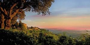 Castelfalfi. Foto: Toscana Resort Castelfalfi