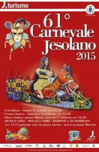 Der Karneval von Jesolo. Foto: jesolo.it