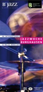 Jazzwoche Burghausen.