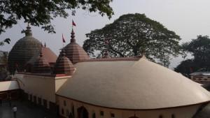 Das Kloster Kamakhya.
