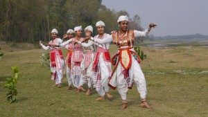 Tanz der Majuli.