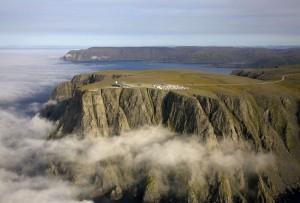 Das Nordkap. Foto: Dirk Laubner