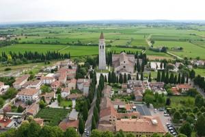 Aquileia mit der Basilika Santa Maria Assunta. Foto: Archivio Turismo FVG / Gianula Baronchelli