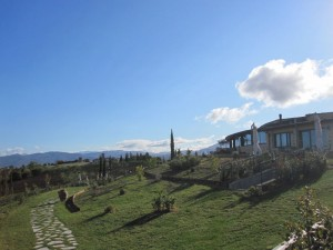 Umbrien - ein weiches, unspektakuläres Stückchen Italien, mit vielen Hügeln und vielen Klöstern.