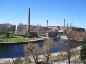 Tampere - die Stadt mit den großen Schornsteinen - hat auch jede Menge zu bieten.