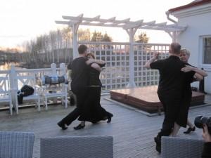 Der Tango ist seit über 100 Jahren eine Art Nationalheiligtum in Finnland.