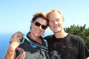 Barbara und Wolfgang Tooten leben seit 15 Jahren auf Saba. Die Kölner betreiben Scout's Place, ein gemütliches Hotel mit 13 Zimmern, Pool, Bar und Restaurant.
