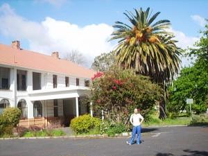 Krankenhaus in Südafrika. Foto: Praktikawelten