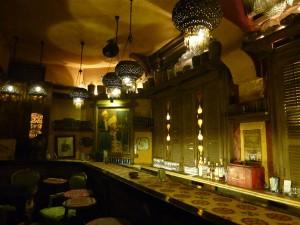 Im Restaurant Abou El Sid locken Gaumenfreuden.
