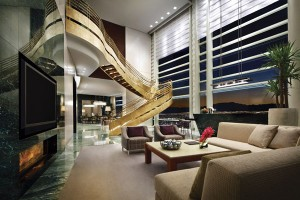 ARIA SkySuites. Foto: ARIA Resort & Casino, Las Vegas