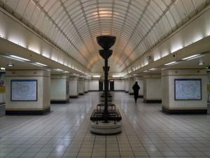 Gants Hill Station. Foto: shirokazan, flickr.com, CC BY 2.0