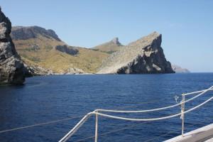 Die spektakuläre Nordküste von Mallorca – das Gegenteil von Ballermann. Foto: S. Umla-Latz