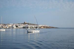 Ankunft auf Menorca.