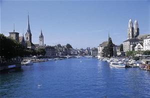 Zürich: Trendstadt am See (Quelle: Zürich Tourismus / Manuel Bauer)