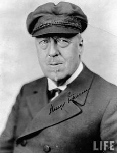 Hugo Eckener.