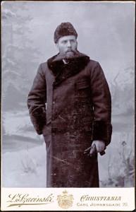 Otto Sverdrup.