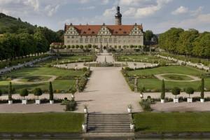 Weikersheim ist für sein Renaissance-Schloss weltbekannt. – Foto: Stadt Weikersheim