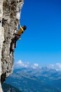 Im Kletter-Paradies Osttirol macht das Kraxeln Spaß. - Foto: Visual Impact / Rainer Eder