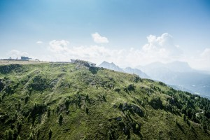 MMM Corones befindet sich im Pustertal und ist das sechste seiner Art in Südtirol. - Foto: Messner Mountain Museum