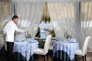 Das Ristorante. Foto: Hotel Corallo