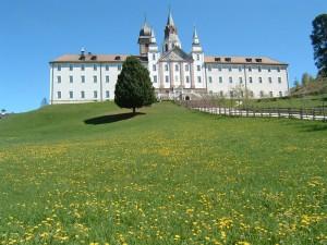 Maria Weißenstein ist Südtirols bedeutendste Wallfahrtsstätte.