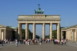 Das Brandenburger Tor ist das Berliner Wahrzeichen. Foto: © visitBerlin | Wolfgang Scholvien | flickr.com