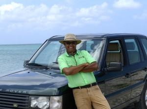 Rensley Zijlstra bringt Urlaubern die Insel Aruba näher. - Foto: Aruba Tours-to-go