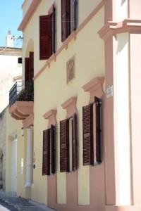 Das Schulgebäude von Maltalingua. Foto: Maltalingua