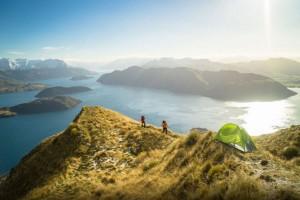 Die Southern Alps in Neuseeland. Foto: meine-kartenmanufaktur.de