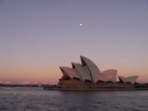 Die Weltmetropole Sydney glänzt nicht nur mit ihrer Oper. Foto: Kathrin Schierl