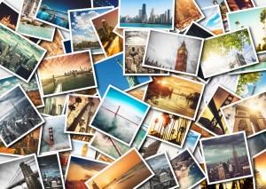 Spannend und vielfältig - Urlaubsbilder können auch ganz ungewohnte Prespektiven haben. Foto: ©istock.com/franckreporter