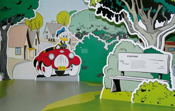Donald Duck Museum Schwarzenbach
