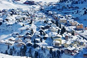 Obertauern bietet zusammen mit Tweng und Untertauern zirka 9000 Gästebetten an; im Jahr zählen die drei Gemeinden etwa eine Million Übernachtungen. – Foto: Tourismusverband Obertauern