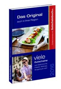 Gutscheinbuch - das Original.