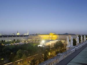 Die Wiener Hofburg. Foto © WienTourismus/Christian Stemper