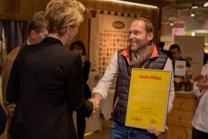 Ein Meister der Kochkunst ist Egon Heiss vom Hotel Bad Schörgau in Sarnthein. - Südtirol Marketing