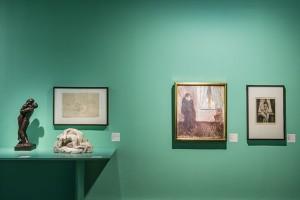 Zum ersten Mal überhaupt werden mit Edvard Munch und Gustav Vigeland zwei der größten Künstler Norwegens in einer umfassenden gemeinsamen Ausstellung präsentiert. Foto: Munch-Museum