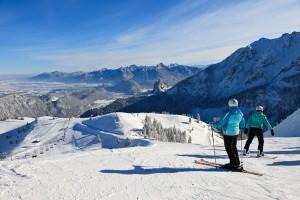 Winterspaß am Breitenberg in Pfronten. - Foto: Pfronten Tourismus/E. Reiter