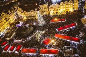 Der Weihnachtsmarkt in Prag ist ein ganz besonderer Anziehungspunkt. - Foto: www.prague.eu