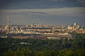 Ausblick vom Teufelsberg (Quelle: Flickr – Christoph / CC BY-ND 2.0)