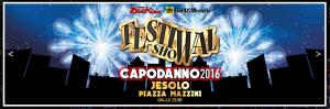 Die Festival-Show zu Silvester in Jesolo. Foto: www.jesolo.it