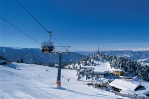 Auf geht`s: Einem herrlichen Skitag steht nichts mehr im Wege.