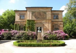 Ein Besuch des nagelneuen Richard-Wagner-Museums in der Villa Wahnfried muss bei einem Bayreuth-Besuch unbedingt auf dem Programm stehen. - Foto: Marketing & Tourismus GmbH Bayreuth